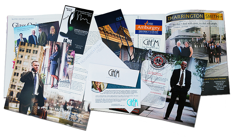 print assets for lawyers law firms stationery brochures flyers